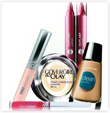 Купить средства для макияжа