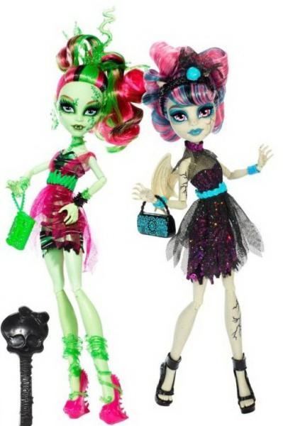 Купить куклу Школа Монстров