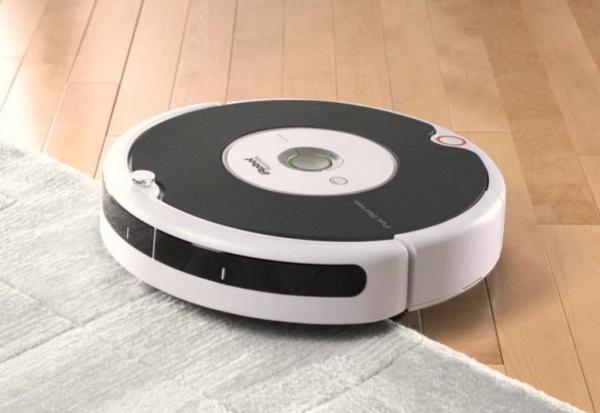 Американский робот-пылесос